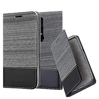 Cadorabo caso para Huawei MATE RS caso capa-telefone caso com fechamento magnético, stand função e cartão caso compartimento-caso capa caso caso caso livro de dobramento estilo
