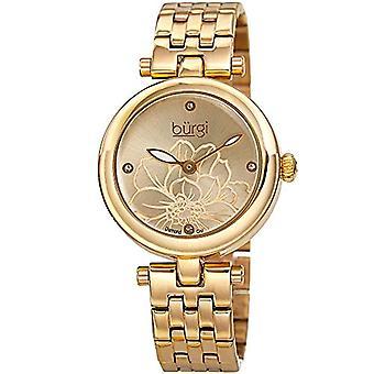 Burgi Clock Woman Ref. BUR223YG