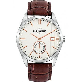 BEN SHERMAN - Watch - Men - WB039T - SPITALFIELDS HERITAGE
