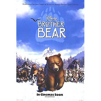 Brother Bear (Double Sided International) (2003) Original Cinema Poster