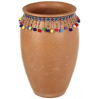 Tall Terracotta Pot