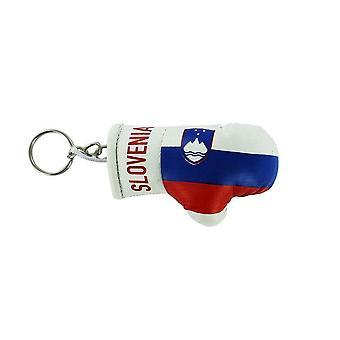 كلس Slovenie قفاز الملاكمة قفاز العلم كلي مفاتيح مفتاح السلوفيني