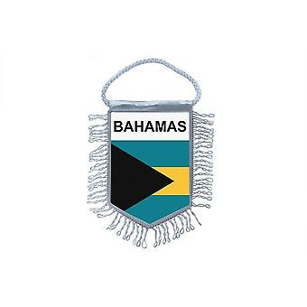 Flag Mini Flag Country Car Decoration Bahamas