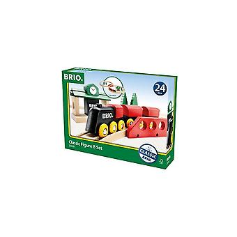 Brio 33028 Brio Classic Train Figure 8 Railway Set