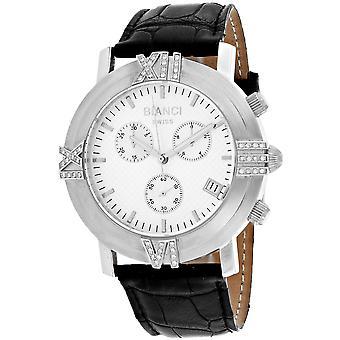 Roberto Bianci Femmes apos;s Medellin Silver Dial Watch - RB18491