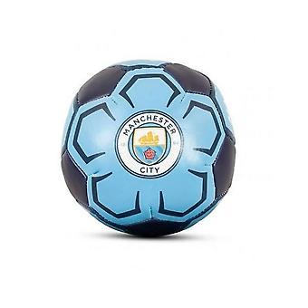 Manchester City FC 4 tommer mini Soft Ball