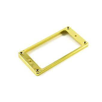 WD Music Humbucker Mounting Ring High Gold (plastique)