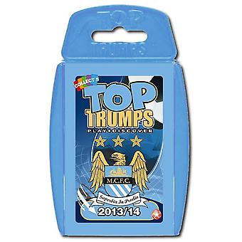 Top Trumps - Manchester City 2013 / 2014