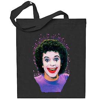 TV Times Leo Sayer On The Muppet Show 1978 Totebag