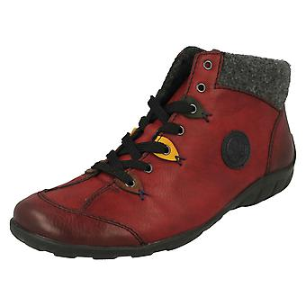 Ladies Rieker casual Ankel Boots L6513