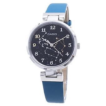 Casio Quarz LTP-E09L-3A LTPE09L-3A Analog Damen's Uhr