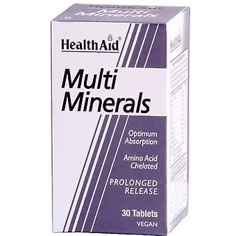 Health Aid Multiminerale 30 Compresse