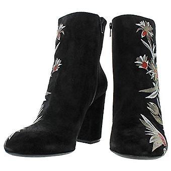 Kenneth Cole New York Femmes Samantha Suede Almond Toe Mid-Calf Fashion Boots