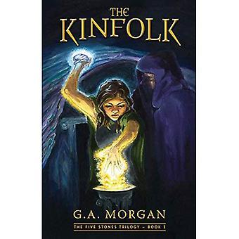 The Kinfolk (Five Stones Trilogy)
