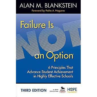 L'échec n'est pas une option par Alan M. Blankstein