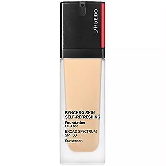 Shiseido Synchro الجلد الذاتي منعش مؤسسة SPF 30 210 البتولا 1oz / 30ml