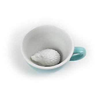 Creature cups - hedgehog