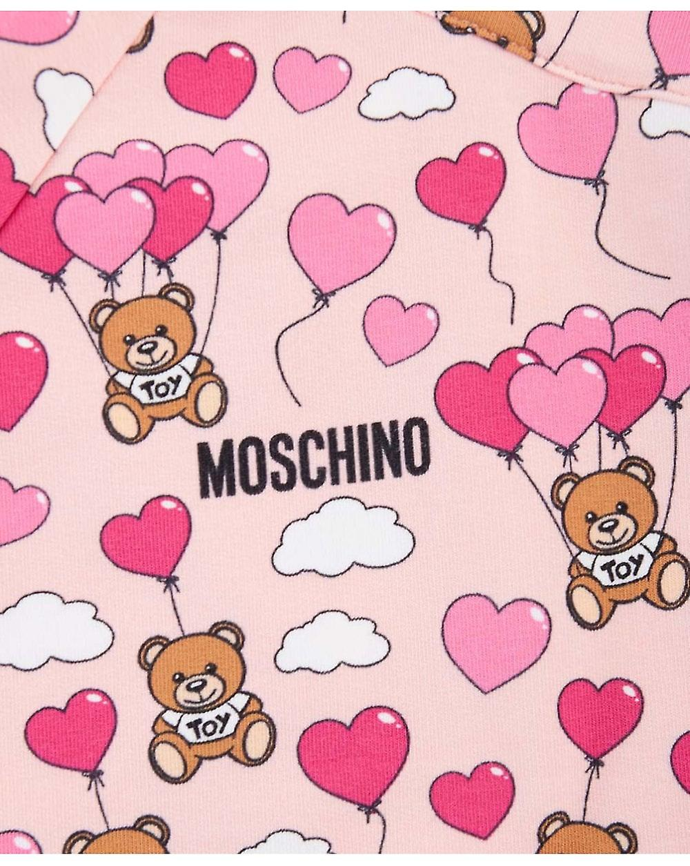 Moschino All Over Toy Logo Skirt