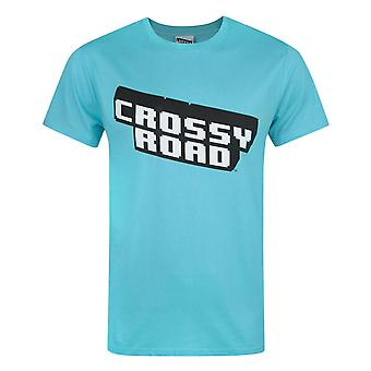 Crossy Road Logo Men's T-Shirt