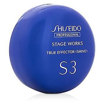 Palco Shiseido funciona verdadeiro effector - # S3 (brilho) 90g/3.17oz
