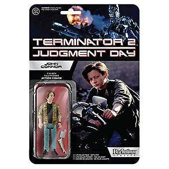 Terminator 2 Judgment Day John Connor ReAction Figuur