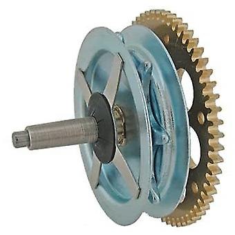 Hermle chain wheel complete time side b01300250