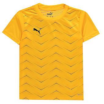Puma Kids NXT Tee Short Sleeve Crew Neck Performance T-Shirt T Shirt Top