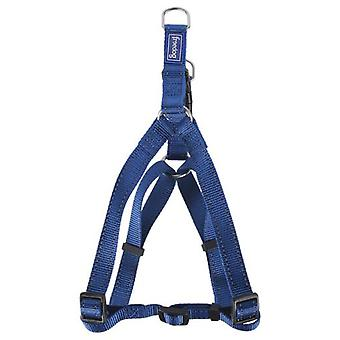 Freedog Harness Nylon Reflect A Blue (Dogs , Collars, Leads and Harnesses , Harnesses)