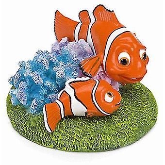 Sandimas Nemo And Marlin (10 Cm) (Fish , Decoration , Ornaments)