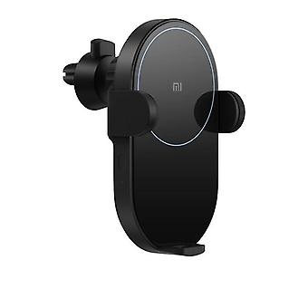 Qi wireless car charger holder 20w max