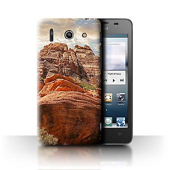 STUFF4 Case/Cover for Huawei Ascend G510/Mountains/State of Nevada