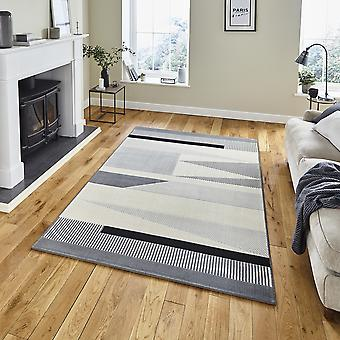 Vancouver 18488 Rugs In Grey Black