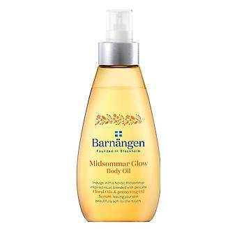 Barnangen Body Oil Spray 150ml Midsommer Glow