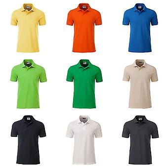 James and Nicholson Mens Polo base
