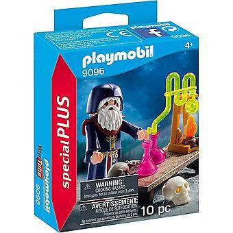 Playmobil 9096 Ειδικός Συν Αλχημιστής με Φίλτρα