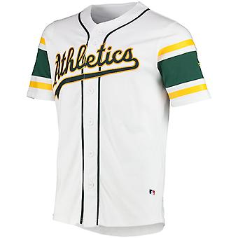 Iconic Supporters Cotton Jersey Shirt - Oakland Athletics