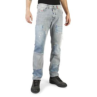 Diesel Original Men All Year Jeans - Culoare albastru 31792