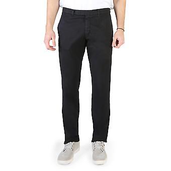 Armani Jeans Original Men Spring/Summer Trouser Black Color - 57989