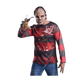 Rubie's Men's Nightmare On Elm Street Freddy Costume Kit
