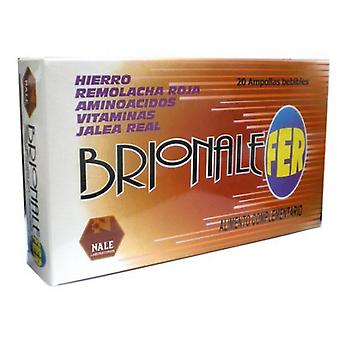 Nale Fer Brionale 20 Blisters