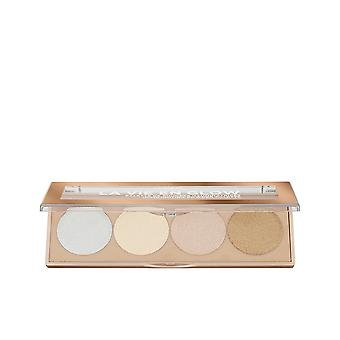 L&Oreal Make Up La Vie En Glow Highlighting Powder Palette #2-cool Glow 5 Gr per le donne