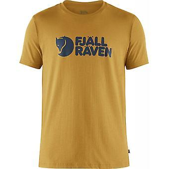 Fjallraven Logo T-Shirt - UN Blue