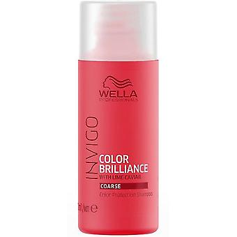 Wella Professionals Invigo Brilliance grovt schampo 50 ml