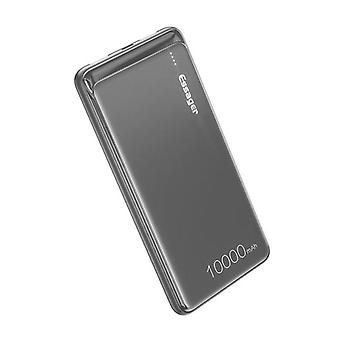 Essager 10,000mAh External Power Bank Emergency Battery Charger Charger Battery