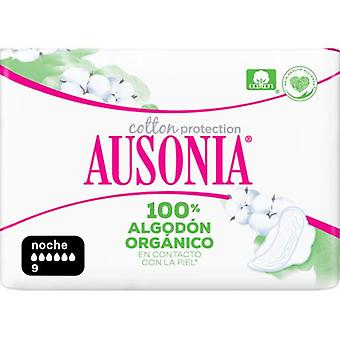 Ausonia Wing Protection Pads Night 9 units