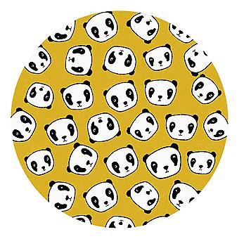 Kids Rug - Panda - Lavable - Cercle 150 cm