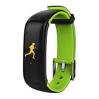 "Activiteit Bangle BRIGMTON BSPORT-15-V 0,96"" OLED 150 mAh Bluetooth 4.0 Groen"