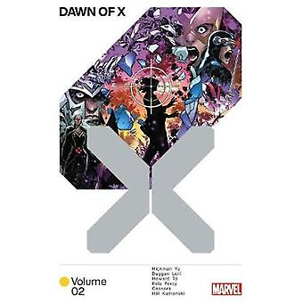 Dawn Of X Vol. 2 by Jonathan Hickman - 9781302921576 Book