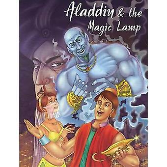 Alladin & the Magic Lamp by Pegasus - 9788131904671 Book