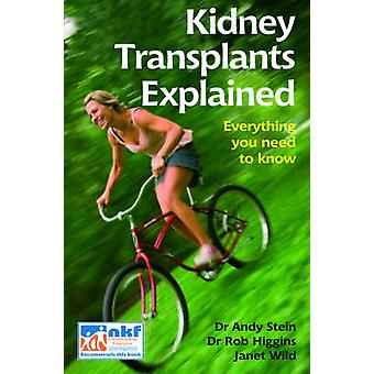 Kidney Transplants Explained - Everything You Need to Know by Andy Ste